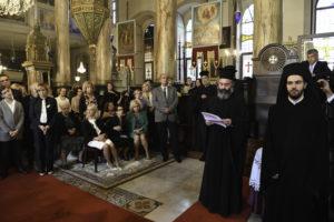 Ο Βαρθολομαίος στον πανηγυρίζοντα Ι.Ναό του Αγίου Φωκά Μεσαχώρου – Καράογλου και Αγοραστός στο Φανάρι