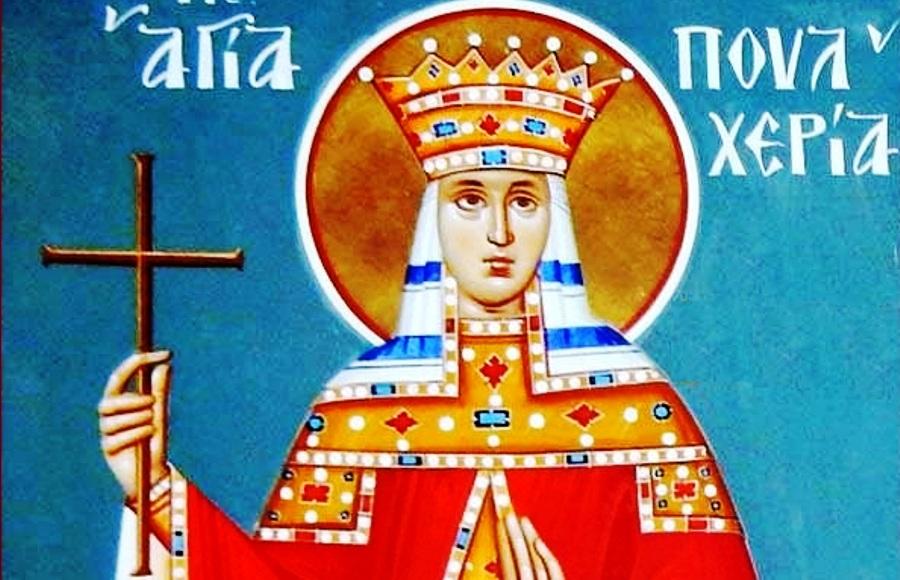 Αγία Πουλχερία: Η ευσεβής Αυγούστα του Βυζαντίου - ΒΗΜΑ ΟΡΘΟΔΟΞΙΑΣ
