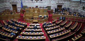 Βουλή: Εντονες κόντρες για το ουδετερόθρησκο κράτος