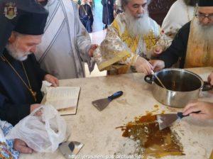 Ναζαρέτ: Εγκαίνια Ιερού Ναού από τον Ιεροσολύμων Θεόφιλο
