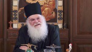 Ο Γέροντας Εφραίμ για τον νέο Άγιο Ιωσήφ τον Ησυχαστή