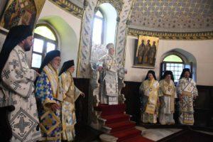 Ο Βαρθολομαίος ευλογεί τους Ιεράρχες της Ελλαδικής Εκκλησίας για το ουκρανικό