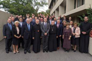 Φθινοπωρινή συνεδρίαση του νέου Αρχιεπισκοπικού Συμβουλίου της Αρχιεπισκοπής Καναδά