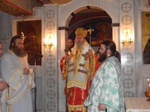 5η Επέτειος από την εκλογή του Επισκόπου Κερνίτσης Χρυσάνθου