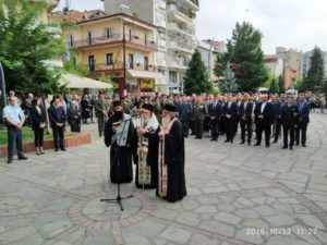 Λαμπρός εορτασμός της απελευθέρωσης των Γρεβενών (ΦΩΤΟ)