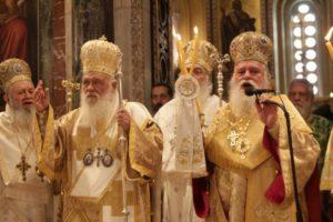 Η Χειροτονία του Επισκόπου Ρωγών
