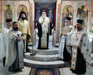 Οι Κεφαλλήνες της Γαστούνης εόρτασαν λαμπρά τον Προστάτη τους Άγιο Γεράσιμο
