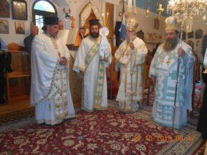Λαμπρός ο εορτασμός της Αγίας Ματρώνας στη Χίο
