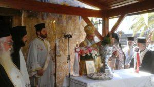 Εγκαίνια Κειμηλιαρχείου στην Ιερά Μονή Παναγίας Αντιφωνητρίας (ΦΩΤΟ)