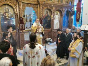 Εορτασμός Αγίου Γερασίμου στην Πάτρα (ΦΩΤΟ)