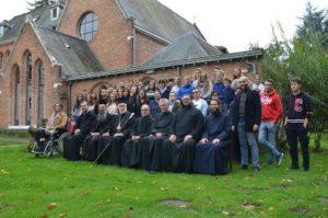 Ι.Μ. Βελγίου: Επετειακή Συνάντηση Ορθοδόξου Νεολαίας Μπενελούξ