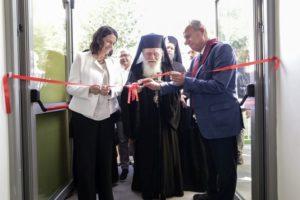 Ο Αρχιεπίσκοπος στα εγκαίνια του παιδικού σταθμού της Μητρόπολης Νέας Ιωνίας