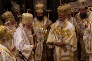 Αρχιεπίσκοπος Ιερώνυμος: «Η Εκκλησία πρέπει να είναι ενωμένη»