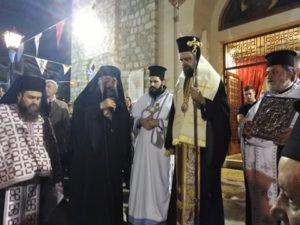Η Εορτή του Αγίου Αρτεμίου στο Παγκράτι