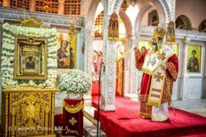 Αγίου Δημητρίου: Αγρυπνία στον Αγιο Δημήτριο Θεσσαλονίκης (ΦΩΤΟ)