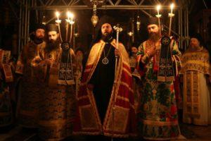 ΑΓΙΟΝ ΟΡΟΣ : Στιγμιότυπα από την πανήγυρη του Αγίου Ευδοκίμου στο Βατοπαίδι