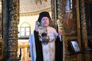 Ο Μέγας Εκκλησιάρχης Βενιαμίν εξελέγη Επίσκοπος, βοηθός του Οικουμενικού Πατριάρχη