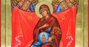 Ι.Μ. Κίτρους Αγρυπνία για την Παναγία Εγκυμονούσα