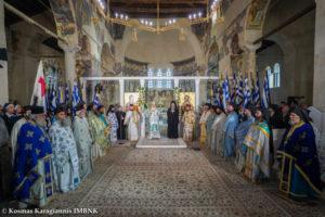 Εορτάστηκαν τα 107η ελευθέρια της Βέροιας