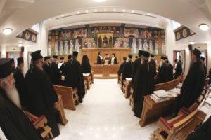 Η Ιερά Σύνοδος απαντά στον Μητροπολίτη Κυθήρων