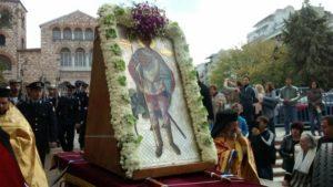 Άγιος Δημήτριος: Η Κρύπτη κι ο τόπος μαρτυρίου του Αγίου στη Θεσσαλονίκη