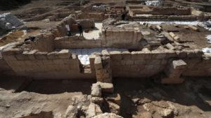Βρέθηκε Ναός αφιερωμένος σε άγνωστο μάρτυρα στους Αγίους Τόπους