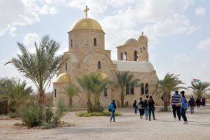 Προτεινόμενος θρησκευτικός προορισμός η Ιορδανία για τους Έλληνες