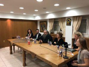 Εκπαιδευτικοί από την Σερβία στον Λαρίσης Ιερώνυμο