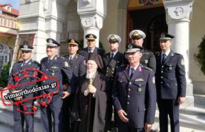 Στην Σκήτη του Προφήτη Ηλία ο Οικουμενικός Πατριάρχης
