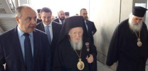 Θεσσαλονίκη: Καλόγριες αποδοκίμασαν τον  Πατριάρχη Βαρθολομαίο