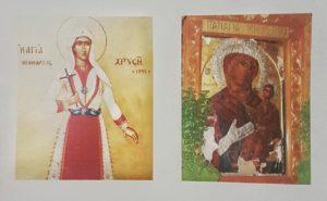 Η εικόνα της Παναγία της Μηλιώτισσας για προσκύνημα στην Χρυσή Αλμωπίας