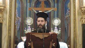 Ο Αρχιμανδρίτης Βαρνάβας Θεοχάρης νέος Πρωτοσύγκελλος της Αρχιεπισκοπής