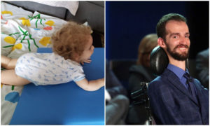 Κυμπουρόπουλος: «Εχω την ίδια ασθένεια με τον Παναγιώτη-Ραφαήλ»