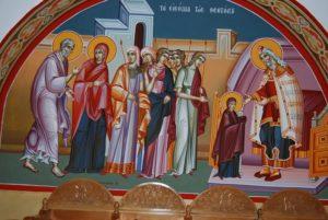 Λευκάδα: Ιερά Πανήγυρις Εισοδίων Θεοτόκου στον Μητροπολιτικό Ναό Ευαγγελιστρίας