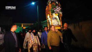 Νέα Τίρυνθα: Γιορτάζει η Παναγία η Πορτοκαλούσα