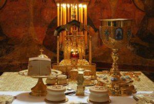 Άγιος Ιωάννης ο Χρυσόστομος: Του δείπνου σου του μυστικού