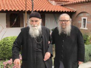 Εκοιμήθη ο γέροντας Γρηγόριος, πνευματικός και κτήτορας της Ι.Μ. Τιμίου Προδρόμου Μεταμόρφωσης Χαλκιδικής