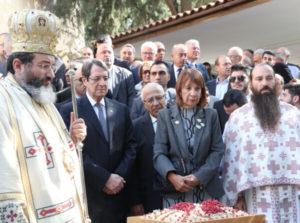 Κύπρος: 6ο ετήσιο μνημόσυνο του Γλαύκου Κληρίδη