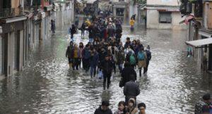 Βενετία: Ζημιές υπέστη το Ελληνικό Ινστιτούτο Βυζαντινών Σπουδών από πλημμύρα