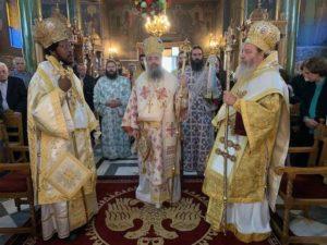 Λαμπρός εορτασμός του Αγίου Νεκταρίου στην Πάτρα