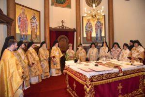 Η Πατριαρχική Θεία Λειτουργία στις Βρυξέλλες (ΦΩΤΟ)