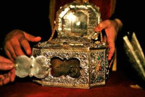 Στη Θεσσαλονίκη Λείψανο του Αγίου Ιωάννη Χρυσοστόμου