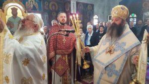 Η Εορτή του Αγίου Μηνά στη Μητρόπολη Κορίνθου (ΦΩΤΟ)
