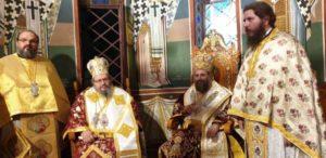 Αγρυπνία για τον Αγιο Ιωάννη τον Χρυσόστομο στα Τρίκαλα (ΦΩΤΟ)
