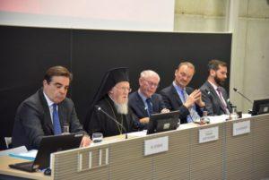 Βαρυσήμαντη ομιλία του Οικουμενικού Πατριάρχου στο Ευρωπαϊκό Κολλέγιο (ΦΩΤΟ)