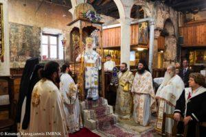 Η εορτή του Αγίου Ιωάννου του Ελεήμονος στη Βέροια (ΦΩΤΟ)