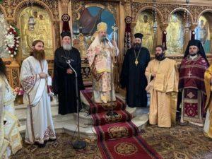 Στην Τρίπολη για την εορτή του Αγίου Ιωάννου Χρυσοστόμου ο Μητροπολίτης Πατρών (ΦΩΤΟ)