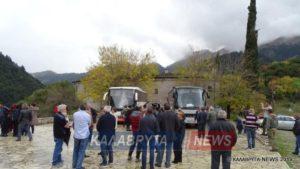 Η Ελλάδα ξέφραγο αμπέλι ! Πρωτοφανείς εικόνες σε μοναστήρι με μετανάστες