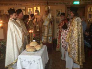Πανήγυρις Ενορίας Αγίου Νεκταρίου στην Ολλανδία