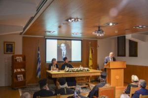 Η Ιερά Σύνοδος τίμησε στον αείμνηστο Κωνσταντίνο Σβολόπουλο